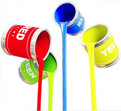 Боядисване с каучукова боя