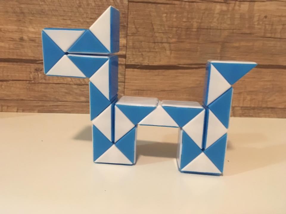 cane dal serpente Rubik