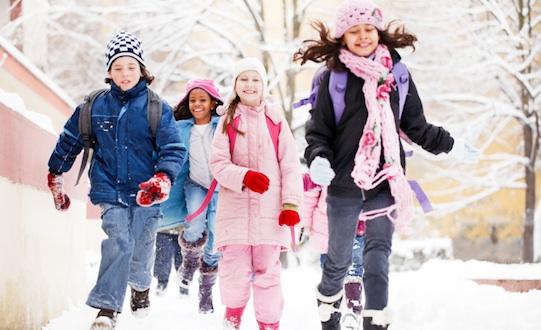 Правила понашања за зимске празнике
