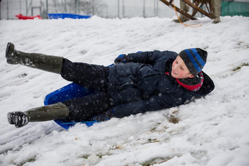 Правила понашања за зимске празнике за ученике