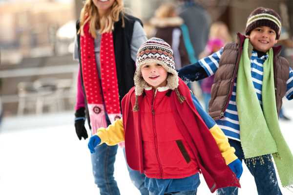 Правила за сигурно понашање током зимских празника