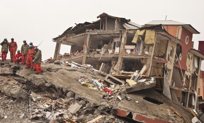 правила о земљотресу