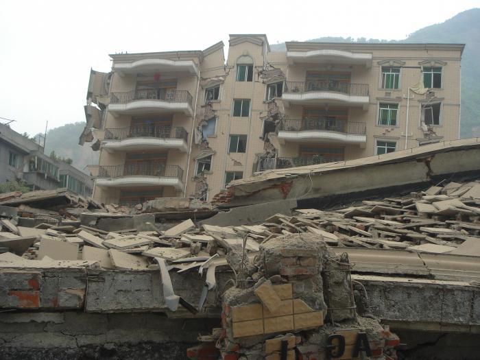 правила за земљотрес код куће