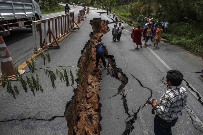 правила о безбедности земљотреса која