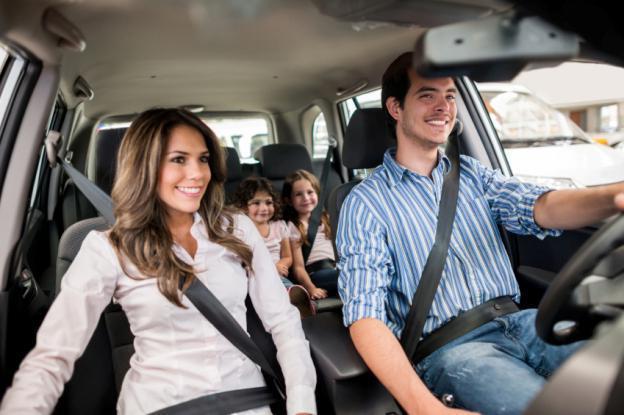 правила превоза дјеце у аутомобилу