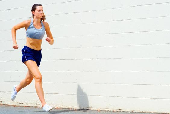 correndo per perdere peso
