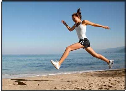 fare jogging per perdere peso