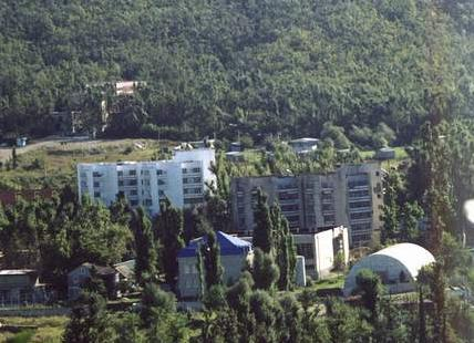 Dzhubga Krasnodar Territory
