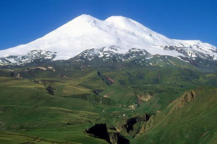 najvišje gore Rusije
