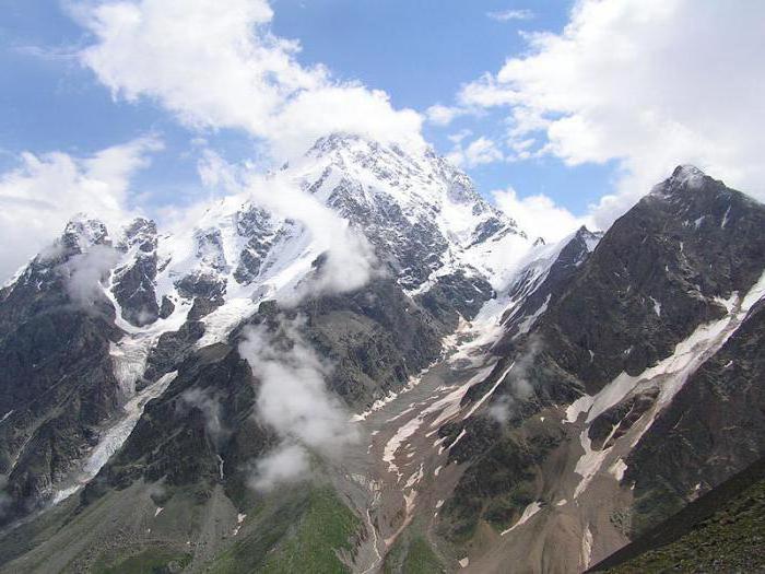 najvišja gora v Rusiji