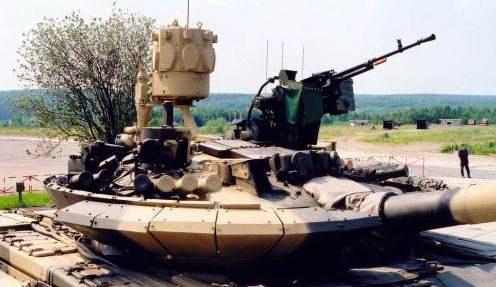 il più nuovo carro armato della Russia