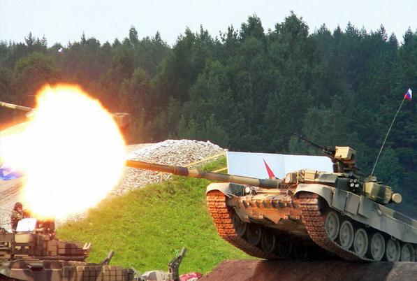 gli ultimi sviluppi dei carri armati russi