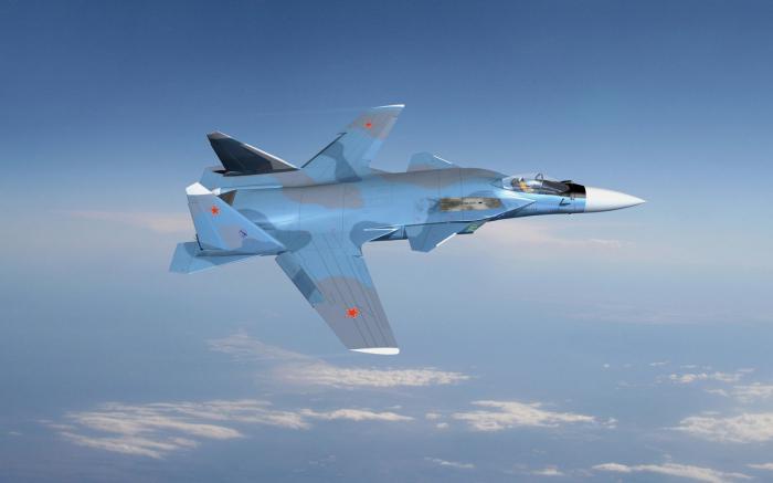 Модерни руски авиони