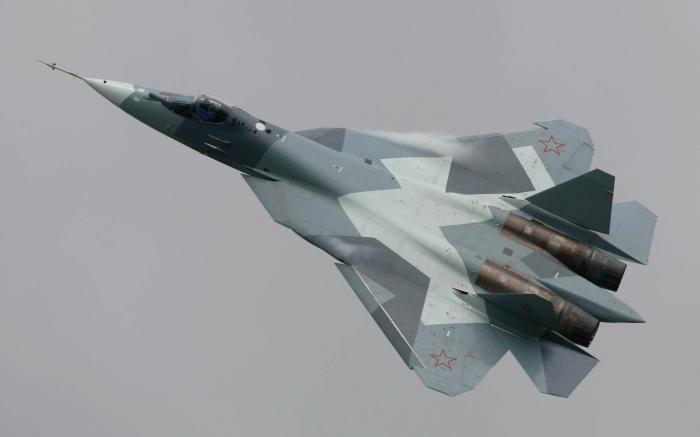 5. generacija ruskih letal