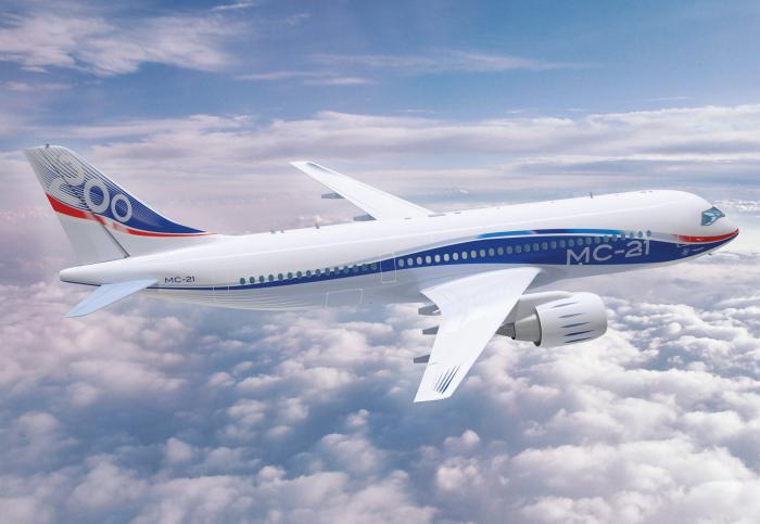 Руски путнички авион