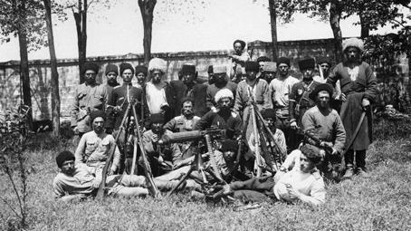 грађански рат у русији 1918 1920