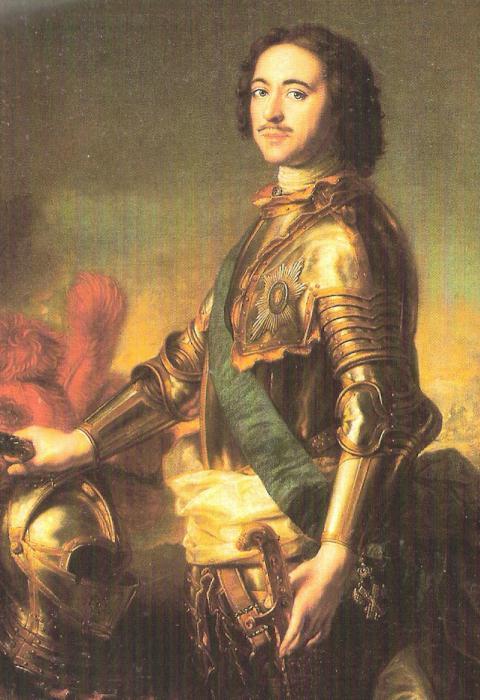Politica estera russa nel XVIII secolo