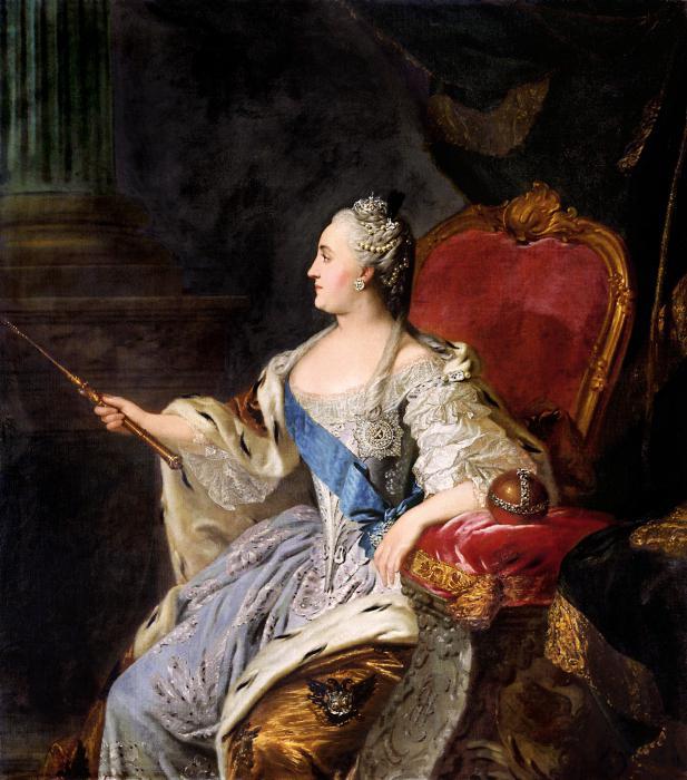 Governanti russi del XVIII secolo