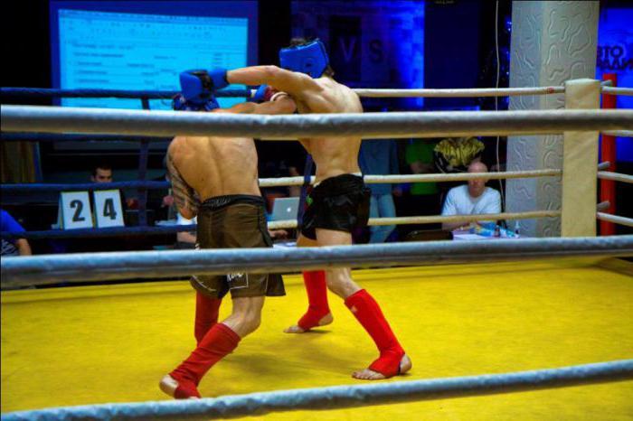 boxování Andrey Basynin