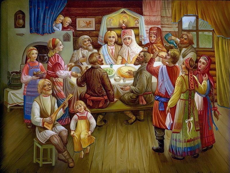 Rusko vjenčanje