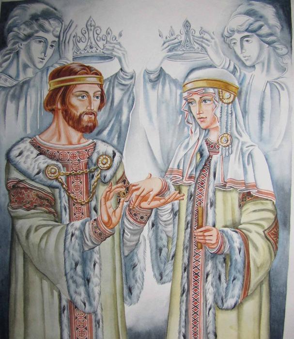 Petra i Fevronije
