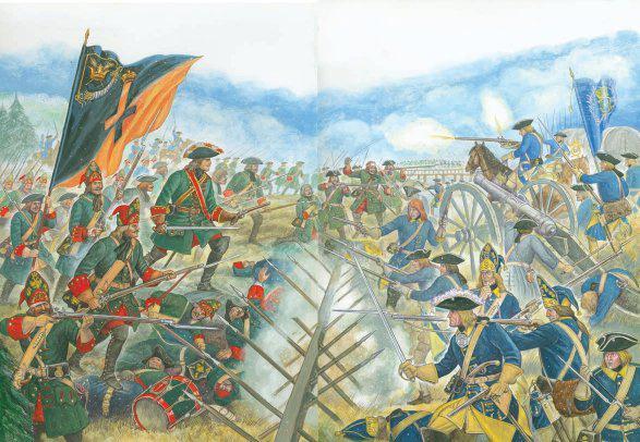 Guerra russo-svedese
