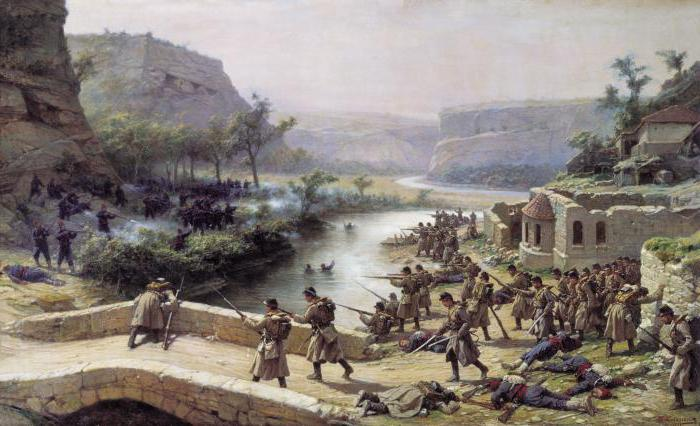 током руско-турског рата 1877. 1878. године