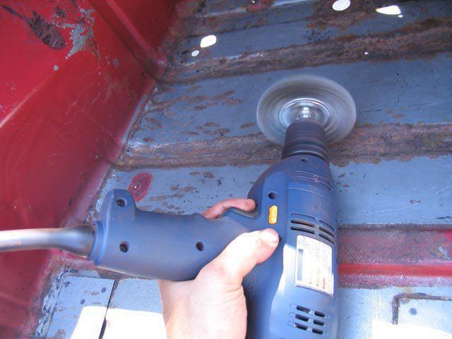 жидкость для удаления ржавчины с кузова автомобиля