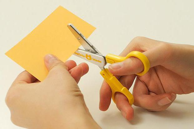 dětské nůžky