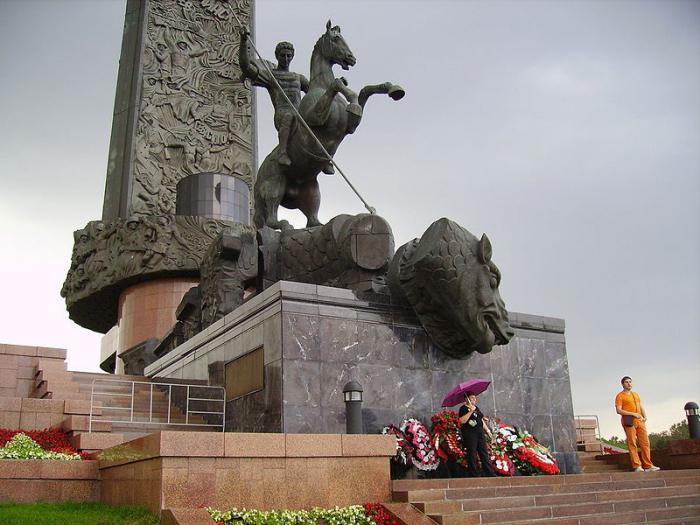 spomenik Georgeu Victoriousu