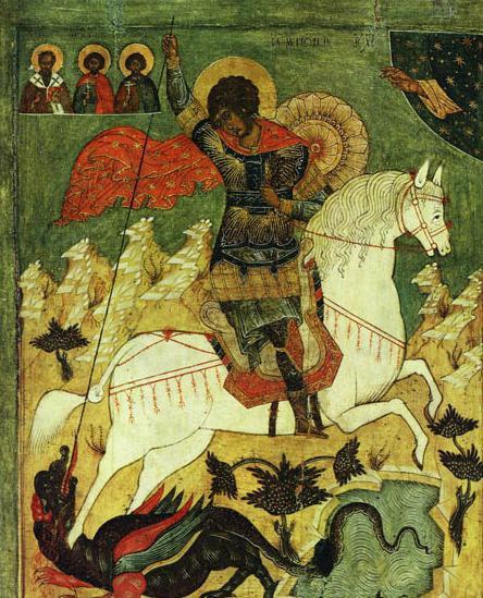 ikona sv. Jurija