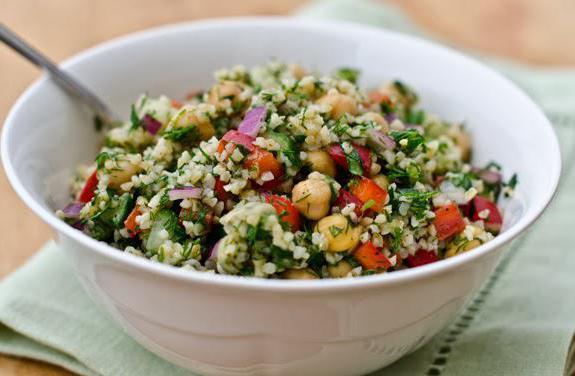 Armenska salata od tabula