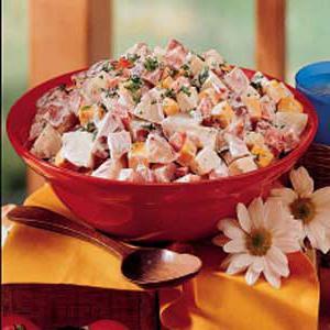 šunka salát recepty