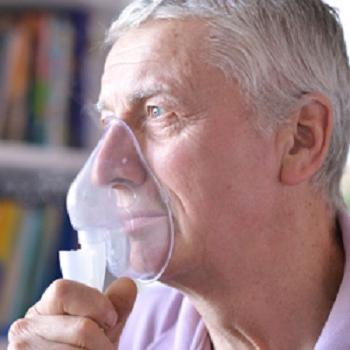 inhalace solného roztoku chloridu sodného