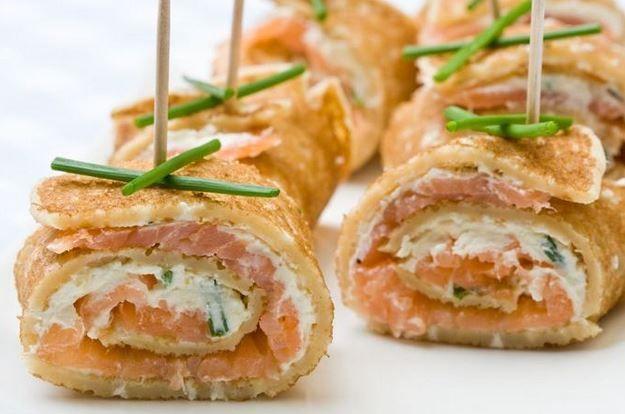 losos palačinke kuhanje recept