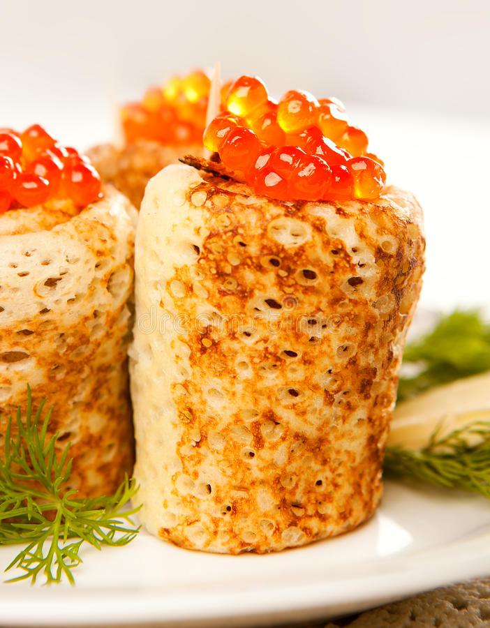 losos palačinke recept