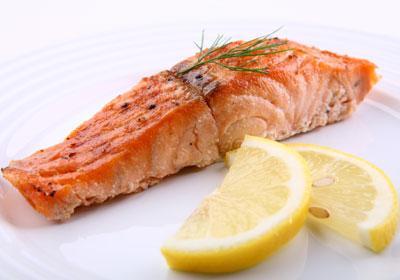 Topla jela od lososa