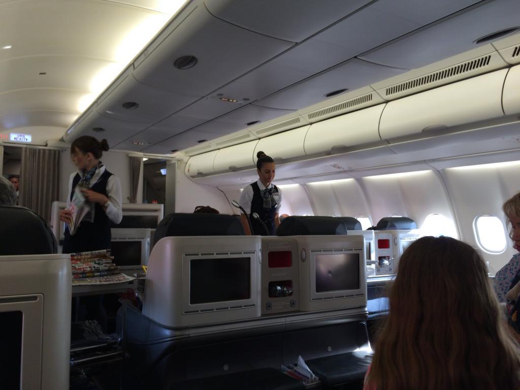 Poslovanje v turških letalskih družbah