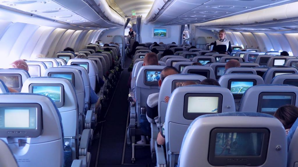Ekonomski razred v A330-300