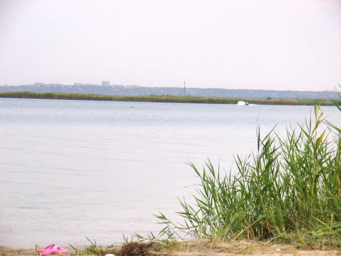 slano jezero Bataysk kako doći