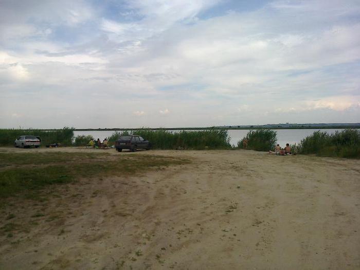 adresa slanog jezera Bataysk