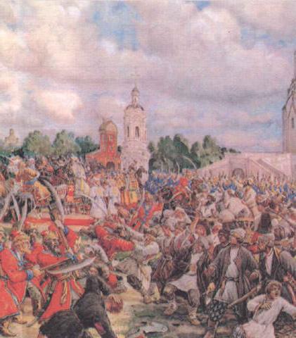Солско въстание 1648