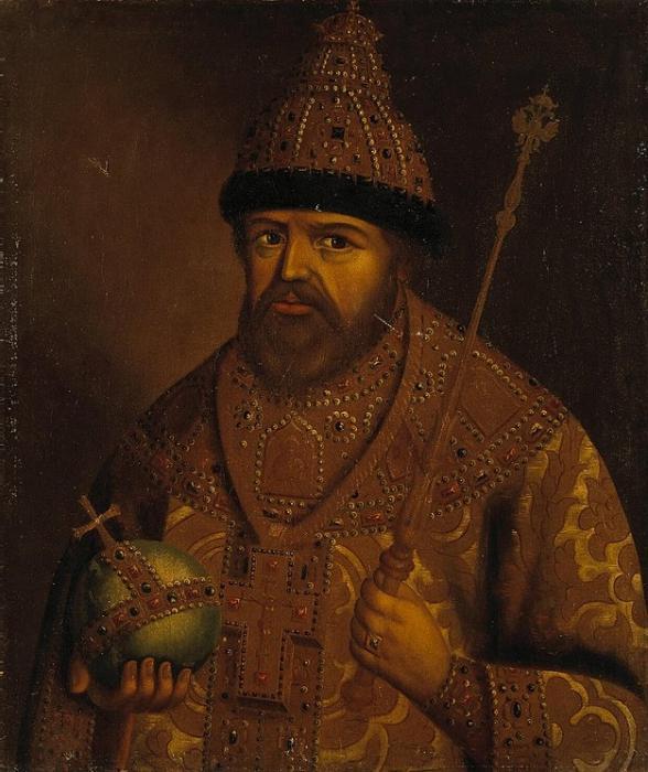 Цар Алексей Михайлович