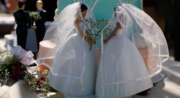 геј бракови у Русији