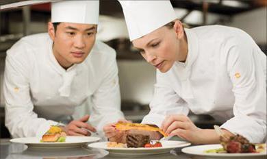 проба възобнови готвене за работа