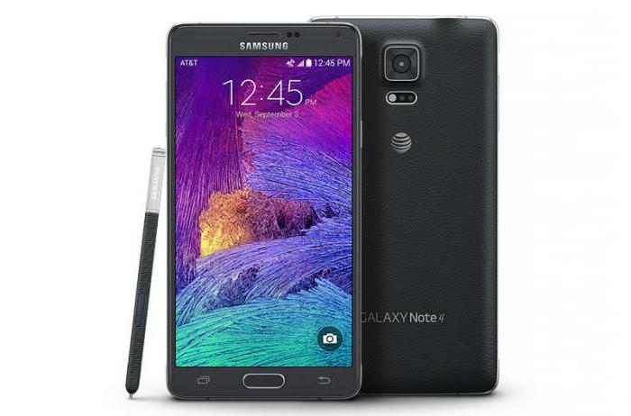 samsung galaxy note 4 feature