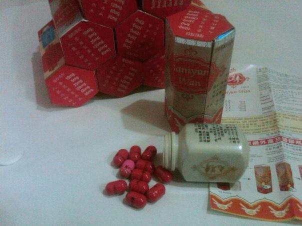 Tabletki Samyun Wan