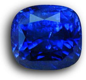 тъмно син камък