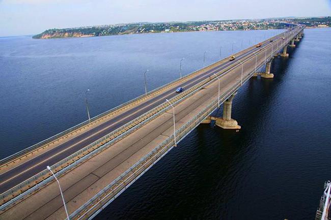 délka mostu
