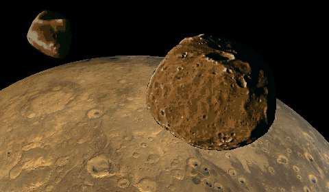 satelit Marsa